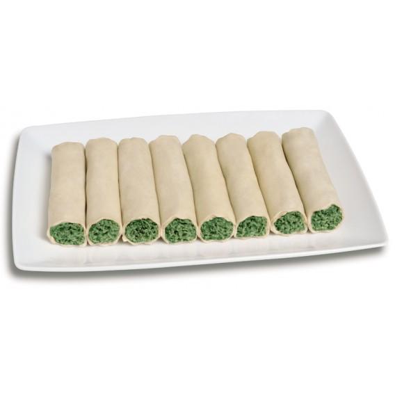 Canelones de espinacas sin bechamel 100U (5BANX20)