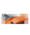 Supremas salmón salar 130/190gr