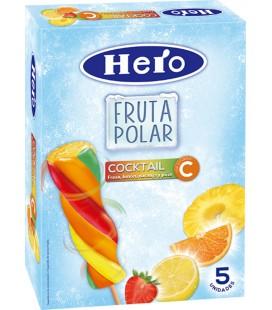 Helado frutas polar