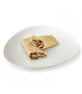Crêpe de champiñones, bacon y queso manchego 20U x 110G