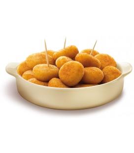 Mini croqueta de queso