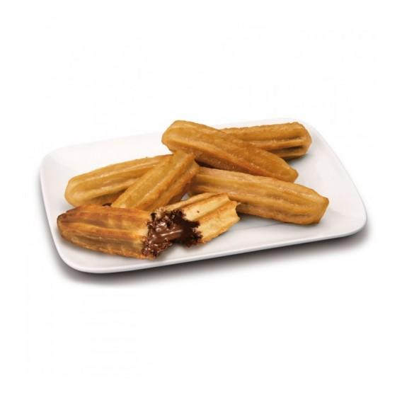 Churros Rellenos Crema de Cacao Horno