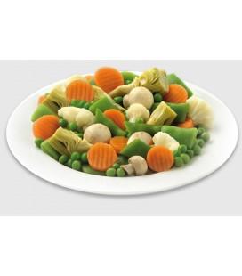 Menestra verduras