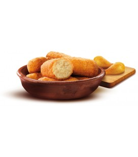 Croquetas de pollo