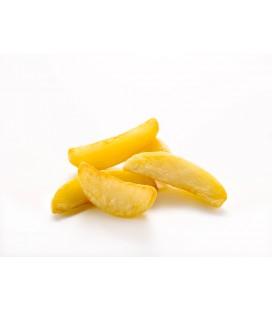 Patatas prefritas gajo (cortada en 8)