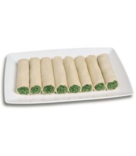 Canelones de espinacas sin bechamel 80U (5BANX16)