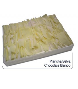 Selva chocolate blanco