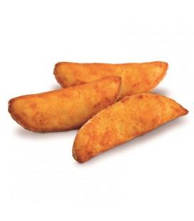 Patatas prefritas gajo especiado