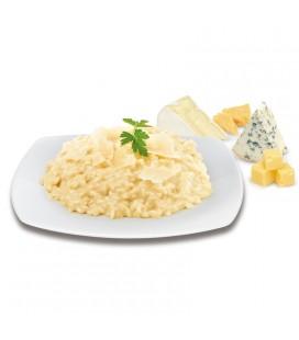 Risotto 4 quesos