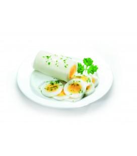Huevo en barra